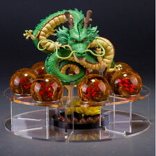 Dragonball Z Shenlong Shenron+7pcs Star Crystal Ball+Display Stand Toy Figure