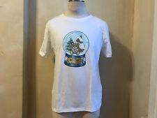Moschino UnderBear Signature Bear Toy Snow Globe Print T Shirt S XL Underwear