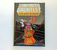 1997 Marvel Comics Infinity Gauntlet Promo Pin Infinity Wars Thanos 1991 Pin