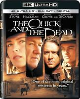 The Quick And The Dead [New 4K UHD Blu-ray] With Blu-Ray, 4K Mastering, Digita