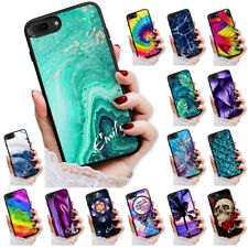 Personalised Name Phone Case Cover for iPhone 11 8 7 6 5 SE Plus X Xs Pro Max XR