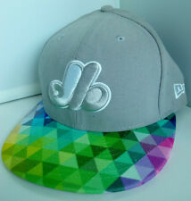 Casquette baseball New Era grise Taille 7 flexi fit