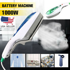 1000W Electric Steam Iron Handheld Portable Travel Home Steam Brush Iron 110V US