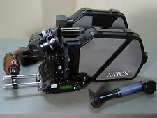 Aaton 35 - 3 film camera, Super 35mm 3-perf movement and gate with 2 magazines
