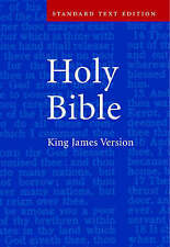 KJV Emerald Text KJ530:TR: King James Version Standard Text, Acceptable, , Book
