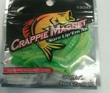 Crappie Magnet lures