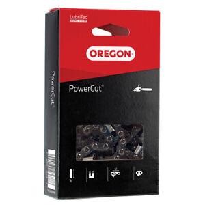 """20LPX072G - Oregon Power Cut Saw Chain, Full Chisel 18"""" .325"""" .050"""" 72DL 3/16"""" F"""