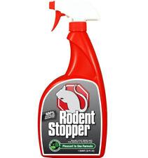Messinas Rs-U-016 Rodent Stopper Mouse & Rat Repellent, Trigger Bottle, 32 Oz