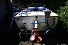 Klassiker Vega 520  Sportboot mit Trailer !