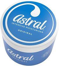 ASTRAl Face & Body Intensive Moisturiser Cream 500ml