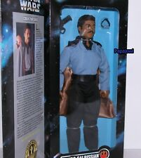 "Star Wars 12"" Lando Calrissian Rebel Alliance Collector Series Kenner 1996"