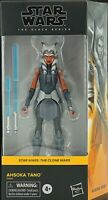 "Star Wars Black Series Ahsoka Tano Clone Wars 6"" Walmart Exclusive Brand New!!"
