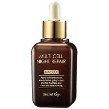 [SECRET KEY] MULTI CELL Night Repair Ampoule 50ml - BEST Korea Cosmetic