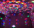 LED RGB Magic Ball Crystal Effect Light DJ Club Disco KTV Party Stage Lighting