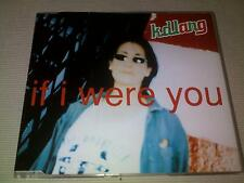KD LANG - IF I WERE YOU - UK CD SINGLE - K.D. LANG