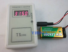Telecomando RF frequenza Detector Cymometer contatore Scanner 250-450MHZ