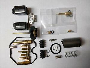 Keihin Carburetor Carb Repair Kit with BOOSTER PUMP PZ26B/27B/30B CG125/150/250