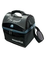Playmate 55912 16 Can Capacity Soft Side Black Maxcold Gripper Cooler