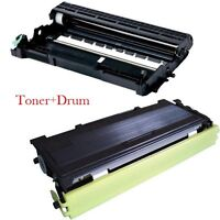 TN360(TN330) + DR360 Toner and Drum Combo For Brother HL-2140 DCP-7030 DCP-7040