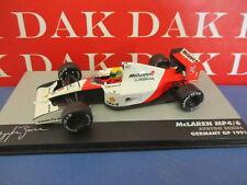 Die cast 1/43 Modellino Auto F1 McLaren MP4/6 Germany GP 1991 A. Senna