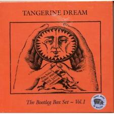 Tangerine Dream - The Bootleg Boxset Vol. 1 NEW Box Set