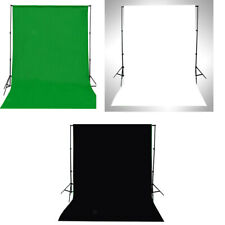 1Set 5x10FT Muslin Photo Studio Backdrop Background Screen for Photography