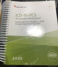 ODZ & ENDZ   ICD-10-PCS EXPERT 2020 (2019, SPIRAL)