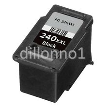 PG-240XXL Black for Canon PIXMA MG2120 MG2220 MG3120 MG3122 MG3220 MG3222 MG4120