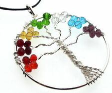 symbol Glass Costume Necklaces & Pendants