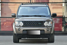Front Grille Honey Comb Mesh Grill fit F Land Rover Discovery LR4 2010-13(black)