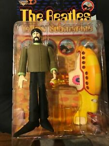 Mcfarlane Toys, The Beatles Yellow Submarine, George Harrison and Yellow Submari