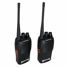 COPPIA RICETRASMITTENTI BAOFENG BF-777S UHF 400-470 MHZ RADIO WALKIE TALKIE 5W