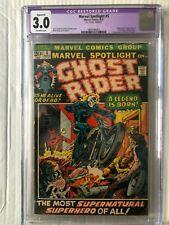 Marvel Spotlight #5 CGC 3.0 (Restored) 1st Appearance of Ghost Rider w/ New Case