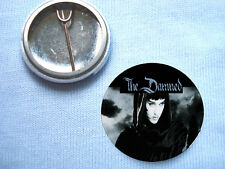 The Damned Phamtasmagoria 25mm Badge Punk Sex Pistols The Clash The Stranglers