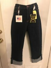 NEW Not Your Daughter Jeans Size 16 Ladies Tummy Tuck Stretch Capris USA NWT