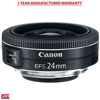 Canon EF-S 24mm F/2.8 STM Lens 9522B002 NEW USA WARRANTY Authorized Dealer