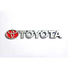 Toyota Red emblem Logo badge stickerJDM Supra Celica MR2 Camry 4RUNNER COROLLA