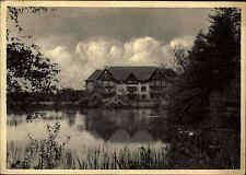 Weelde Maison de Repos 1954 Belgien Belgique frankierte AK Carte Postale CPA