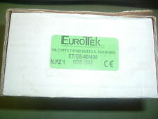 EUROTEK....... ET/ES/40/400 ...... RELAY SOLID STATE ..COD 7052.....  NEW  BOXED