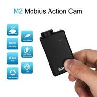 Mobius 2 HD 1080P 60FPS Mini ActionCam Sports Pocket Camcorder Wide Angle Lens