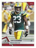 2018 Panini Instant NFL All-Rookie Team Jaire Alexander Rookie Card - 1 of 576