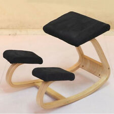 Wooden Yoga Kneeling Chair Correct Posture Chair FREE SHIPPING FROM CHINA