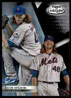 2018 TOPPS GOLD LABEL CLASS 2 JACOB DEGROM NEW YORK METS #63 PARALLEL