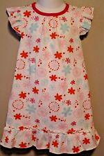 GIRLS 2T Ruffle Dress NWT (Flowers) Fisher-Price