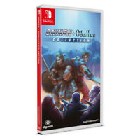 Oniken + Odallus Collection Nintendo Switch 2019 English Chinese Factory Sealed