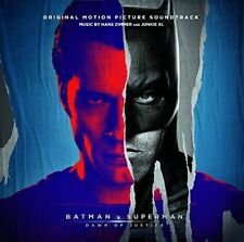 LP-BATMAN V SUPERMAN: DAWN.. -OST-3LP- NEW VINYL RECORD