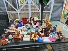 More details for dolls house 10kg  job lot of spares or repairs furniture and bits 1.12th tu