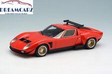 Make Up / EIDOLON EM171 1/43 1975 Lamborghini Jota SVR, chassis #3781