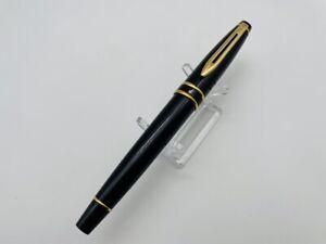 K3281 WATERMAN Fountain pen  Black    <EF>