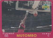 1997/1998 Diamond Vision (Upper Deck) Basketball